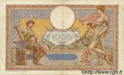 100 Francs LUC OLIVIER MERSON grands cartouches FRANCE  1934 F.24.13 TB+