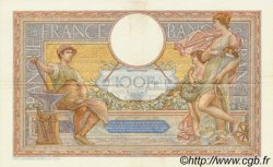 100 Francs LUC OLIVIER MERSON grands cartouches FRANCE  1937 F.24.16 SUP+