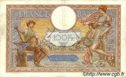 100 Francs LUC OLIVIER MERSON type modifié FRANCE  1937 F.25.04 TB+