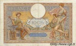 100 Francs LUC OLIVIER MERSON type modifié FRANCE  1938 F.25.23 TB+