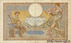 100 Francs LUC OLIVIER MERSON type modifié FRANCE  1938 F.25.27 TB