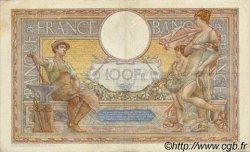 100 Francs LUC OLIVIER MERSON type modifié FRANCE  1938 F.25.33 pr.TTB