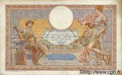 100 Francs LUC OLIVIER MERSON type modifié FRANCE  1938 F.25.34 TB+