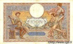100 Francs LUC OLIVIER MERSON type modifié FRANCE  1939 F.25.42 TB à TTB