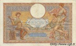 100 Francs LUC OLIVIER MERSON type modifié FRANCE  1939 F.25.45 TTB+