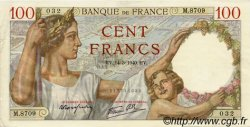 100 Francs SULLY FRANCE  1940 F.26.25 pr.SUP