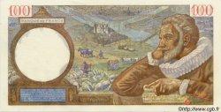 100 Francs SULLY FRANCE  1942 F.26.69 pr.NEUF