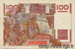 100 Francs JEUNE PAYSAN FRANCE  1945 F.28 TTB