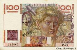 100 Francs JEUNE PAYSAN FRANCE  1946 F.28.08 SUP+
