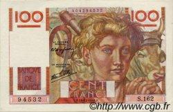 100 Francs JEUNE PAYSAN FRANCE  1946 F.28.12 pr.SPL