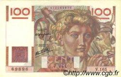 100 Francs JEUNE PAYSAN FRANCE  1946 F.28.12 pr.NEUF