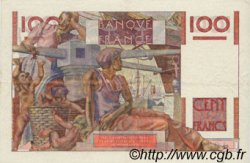 100 Francs JEUNE PAYSAN FRANCE  1948 F.28.17 TTB+