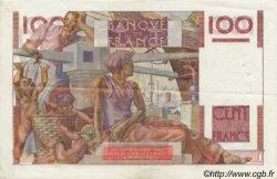 100 Francs JEUNE PAYSAN FRANCE  1949 F.28.24 SUP