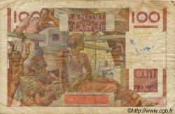 100 Francs JEUNE PAYSAN FRANCE  1950 F.28.25 pr.TB