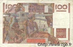 100 Francs JEUNE PAYSAN FRANCE  1950 F.28.25 TTB