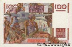 100 Francs JEUNE PAYSAN FRANCE  1952 F.28.32 SUP