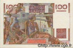 100 Francs JEUNE PAYSAN FRANCE  1952 F.28.33 pr.SPL