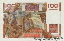 100 Francs JEUNE PAYSAN FRANCE  1952 F.28.34 pr.SPL