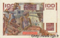 100 Francs JEUNE PAYSAN FRANCE  1953 F.28.39 pr.SPL
