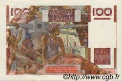 100 Francs JEUNE PAYSAN FRANCE  1953 F.28.40 SPL+