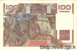 100 Francs JEUNE PAYSAN filigrane inversé FRANCE  1953 F.28bis.02 pr.SUP