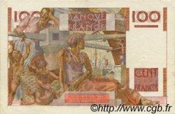 100 Francs JEUNE PAYSAN filigrane inversé FRANCE  1953 F.28bis.02 TTB+