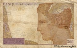 300 Francs FRANCE  1939 F.29.03 B
