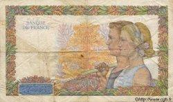 500 Francs LA PAIX FRANCE  1940 F.32.02 pr.TTB