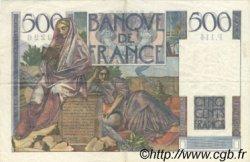 500 Francs CHATEAUBRIAND FRANCE  1948 F.34.09 TTB+