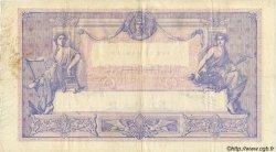 1000 Francs BLEU ET ROSE FRANCE  1924 F.36.40 TTB+