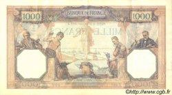 1000 Francs CÉRÈS ET MERCURE FRANCE  1930 F.37.04 TTB+ à SUP