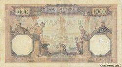 1000 Francs CÉRÈS ET MERCURE FRANCE  1930 F.37.05 B