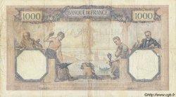 1000 Francs CÉRÈS ET MERCURE FRANCE  1931 F.37.06 TB à TTB
