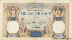 1000 Francs CÉRÈS ET MERCURE FRANCE  1936 F.37.09 pr.TTB