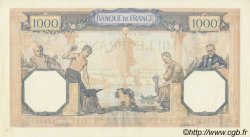 1000 Francs CÉRÈS ET MERCURE type modifié FRANCE  1940 F.38.45 SUP+ à SPL