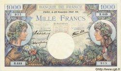 1000 Francs COMMERCE ET INDUSTRIE FRANCE  1940 F.39.02 TTB+ à SUP