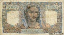 1000 Francs MINERVE ET HERCULE FRANCE  1946 F.41.11 TB
