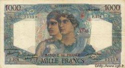 1000 Francs MINERVE ET HERCULE FRANCE  1948 F.41.19 TB