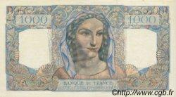 1000 Francs MINERVE ET HERCULE FRANCE  1948 F.41.19 SPL+