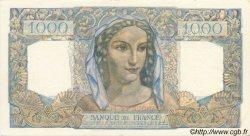 1000 Francs MINERVE ET HERCULE FRANCE  1948 F.41.20 SUP