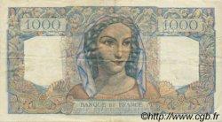 1000 Francs MINERVE ET HERCULE FRANCE  1949 F.41.27 TTB+