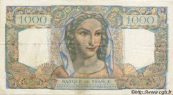 1000 Francs MINERVE ET HERCULE FRANCE  1949 F.41.28 TTB+