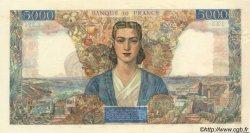 5000 Francs EMPIRE FRANÇAIS FRANCE  1945 F.47.17 SUP+