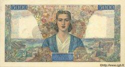 5000 Francs EMPIRE FRANÇAIS FRANCE  1945 F.47.37 SUP