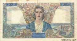 5000 Francs EMPIRE FRANÇAIS FRANCE  1945 F.47.45 pr.TTB