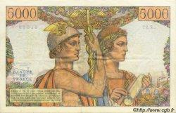 5000 Francs TERRE ET MER FRANCE  1949 F.48.02 SUP
