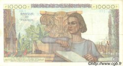 10000 Francs GÉNIE FRANÇAIS FRANCE  1950 F.50.38 TTB