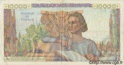10000 Francs GÉNIE FRANÇAIS FRANCE  1950 F.50.40 TB à TTB