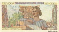 10000 Francs GÉNIE FRANÇAIS FRANCE  1951 F.50.48 SUP+ à SPL
