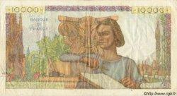 10000 Francs GÉNIE FRANÇAIS FRANCE  1951 F.50.52 TB+